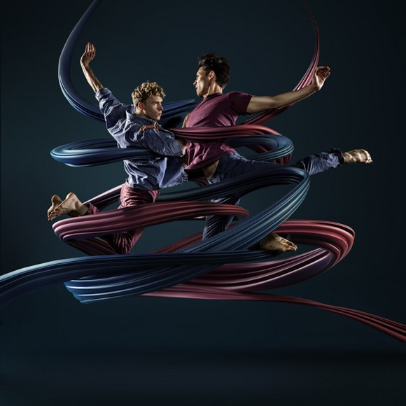 MOTION in Air · Mike Campau
