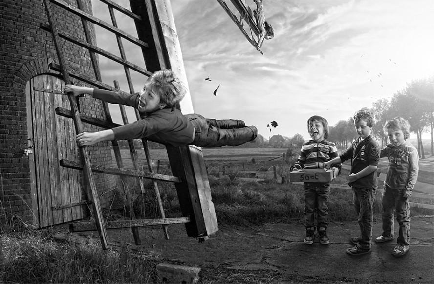 Дети · Эдриан Соммелинг