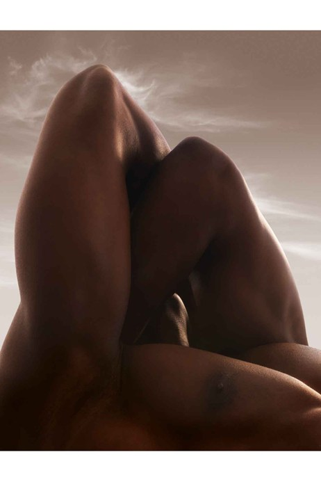 Bodyscapes Карла Уорнера