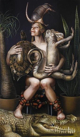 Женщины и животные · Лилия Мазуркевич