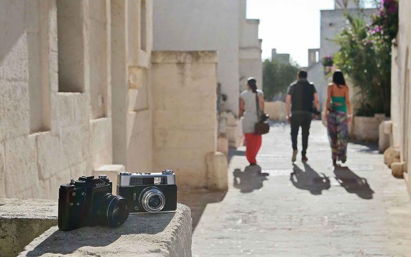 Где находятся и какие проходят семинары (тренинги) фотографов