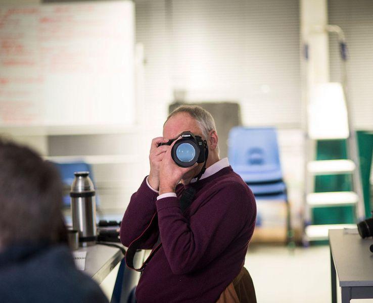 Как, где пройти и, что проходят в училище (пту) фотографов