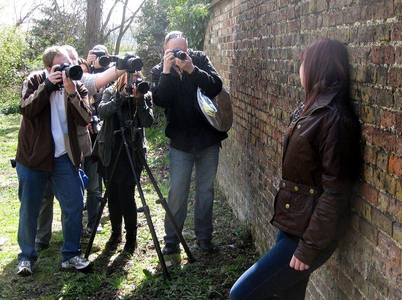 Подскажите, посоветуйте семинар (тренинг) фотографов
